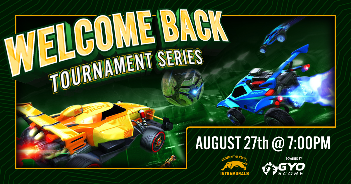 Tonight, Rocket League Welcome Back Tournament Feature Image